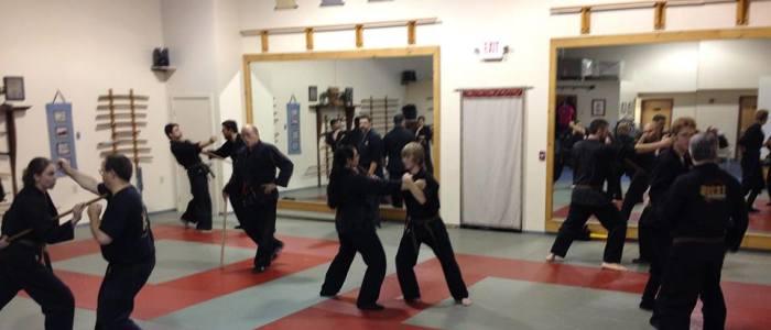 Portland Maine Self Defense Ninjutsu Martial Arts Kids Classes