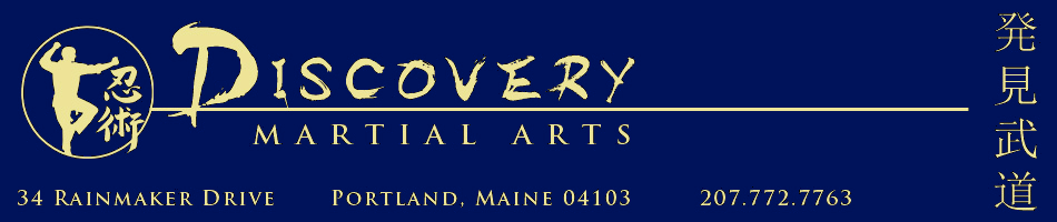 Discovery Martial Arts